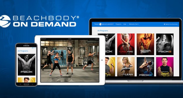 Beachbody-On-Demand